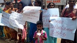 jeyakumari_protest