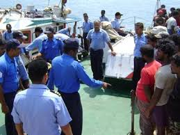 indian fishermen arrest
