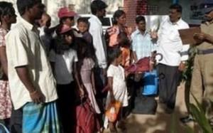 sri lankan refugees