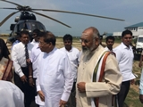 president to jaffna