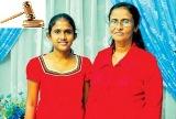 ratnapura mum and daugter