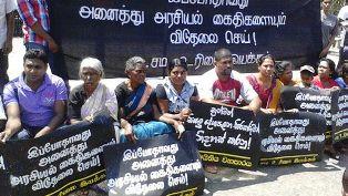 tamilprisonersthirddayfast