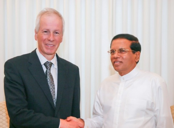canadian forign minister met P