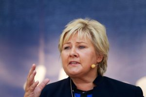 norway prime minister
