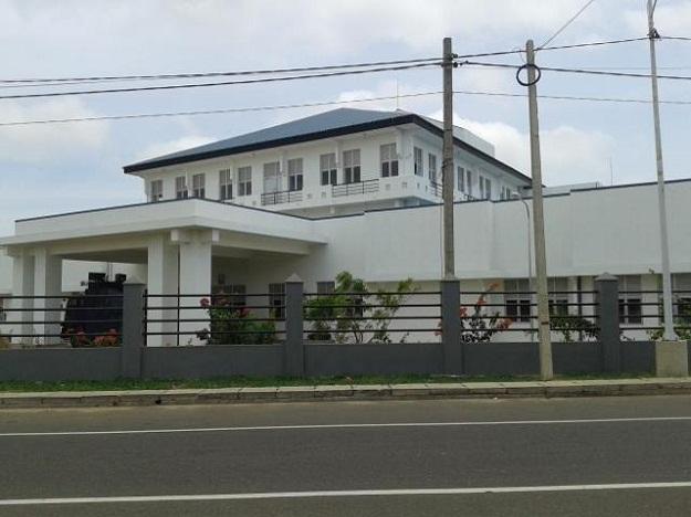 jaffna new police station