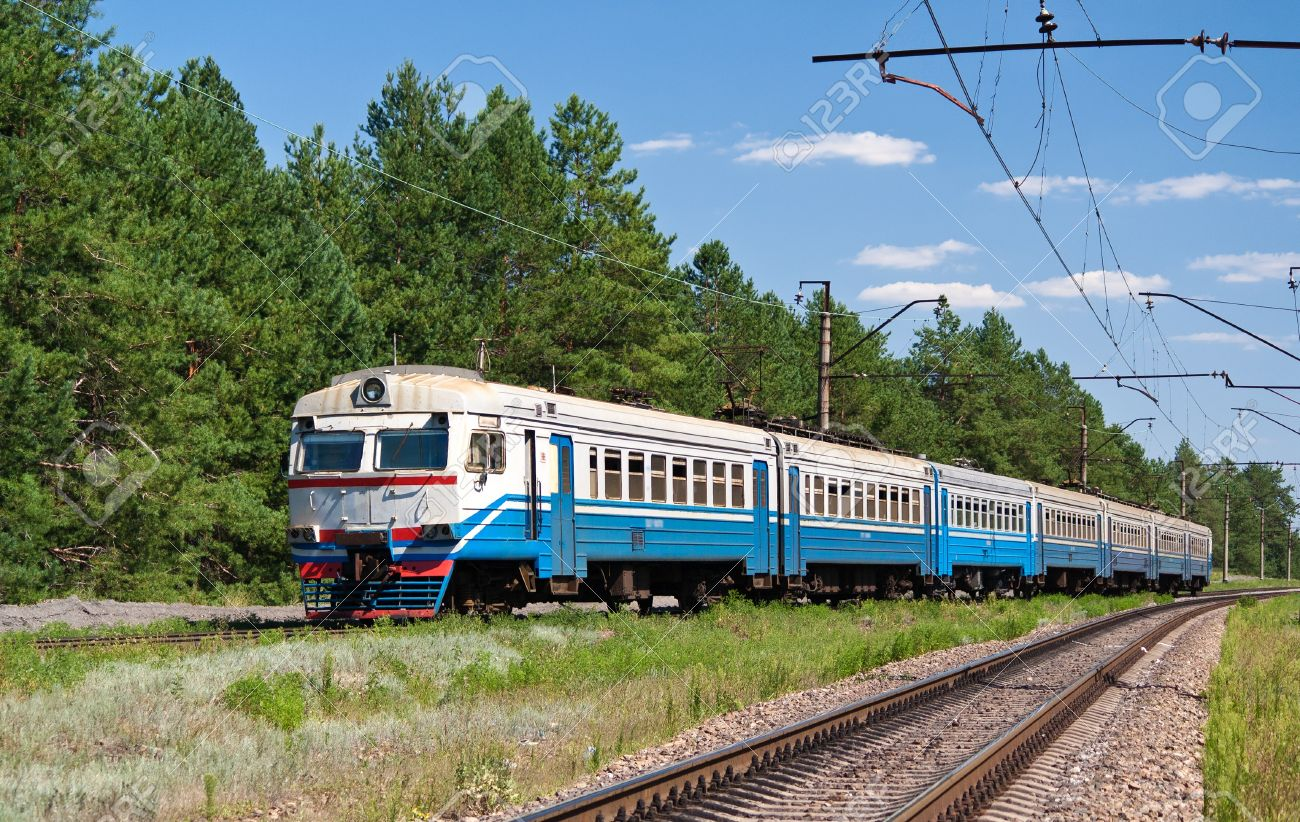 electric-train