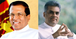 maithri-and-ranil