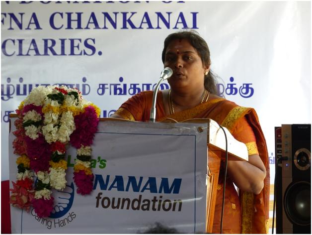 Mrs nagaranjani Ainkaran