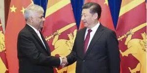 china president and ranil