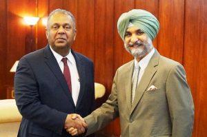 indo lanka forign ministers
