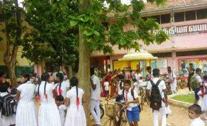 kilinochchi school