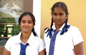 kilinochchi students