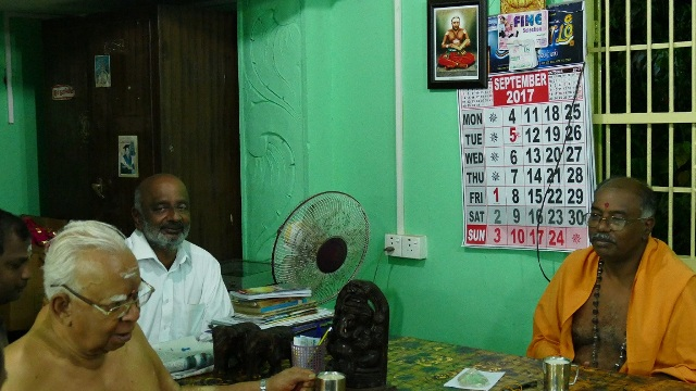 sampanthan visit durgadevi kovil (2)