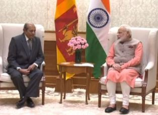 thilak marapana indian prime minister