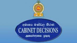 cabinet decision