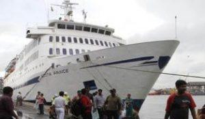 ceylon india ship