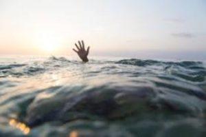 drown in water
