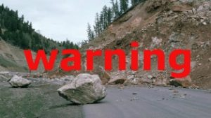 landslide-warning