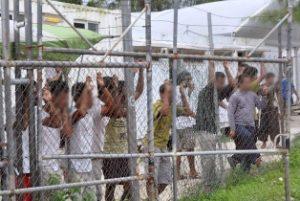 manus iland refugees