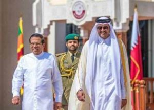 president qatar