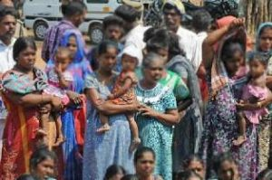 sri lankan refugees in india